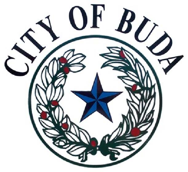 City of Buda seal